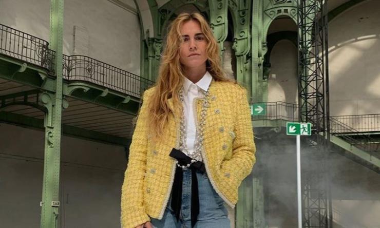 클래식과 캐주얼을 넘나드는 트위드 재킷으로 스타일리시한 데일리 룩 입기!