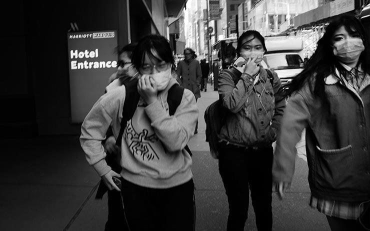 팬데믹 시대에 해외에서 한국인으로 살아가는 일상에 대하여.