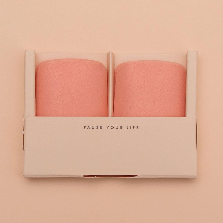한아조 페이퍼 솝 핑크 40장 5천원대.