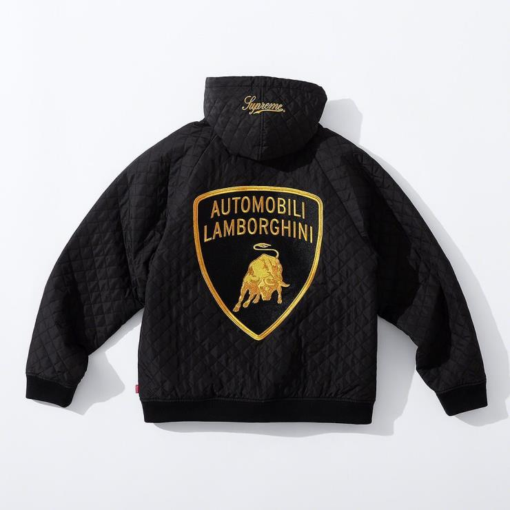 Supreme Lamborghini 2020 Spring Collection