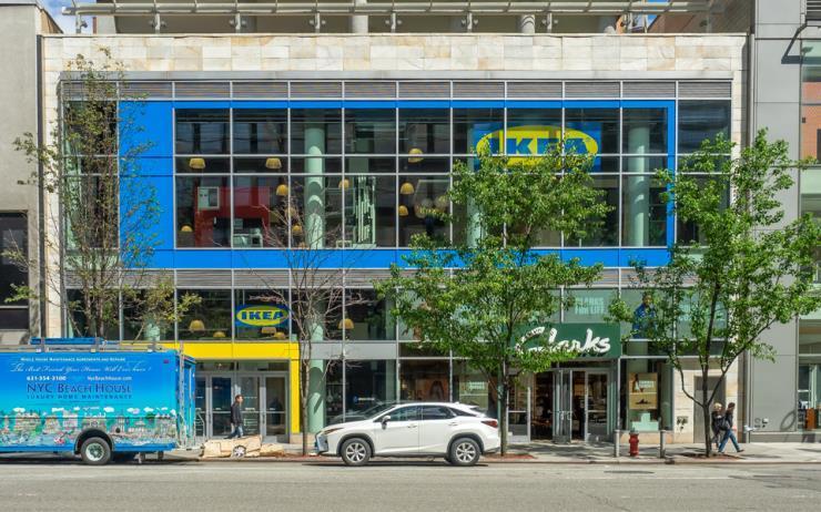 이케아의 도심형 매장, 뉴욕