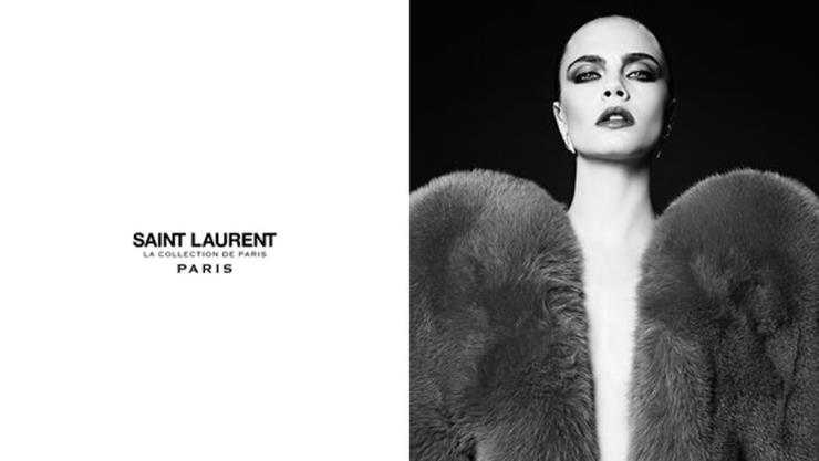 Hedi Slimane by Saint Laurent (2013 S/S)