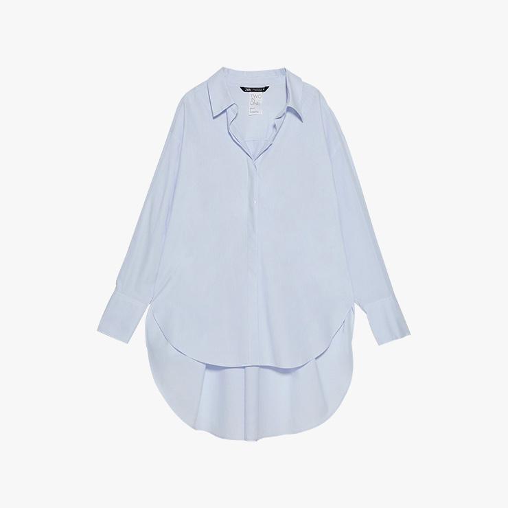 셔츠는 5만9천원 Zara.