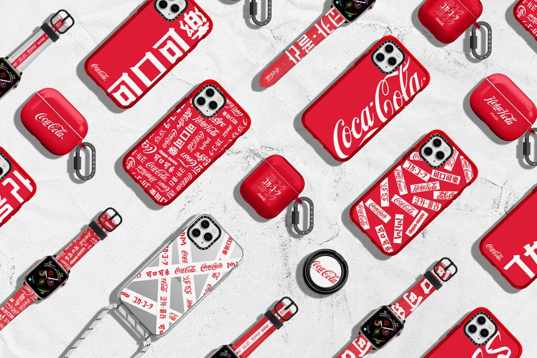 Casetify X coca-cola