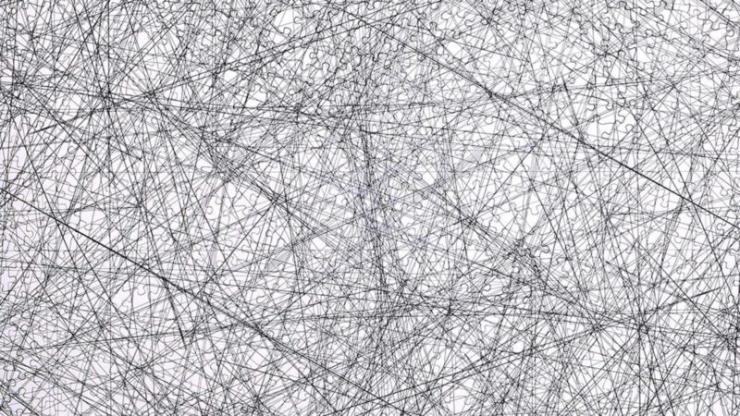 Bgraamiens Lines Puzzle