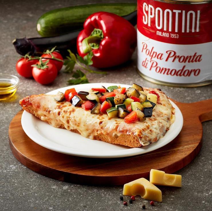 Spontini Pizza, @spontini_kr