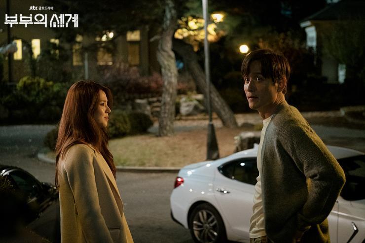 JTBC 드라마 〈부부의 세계〉