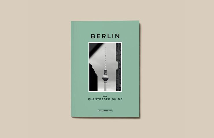 〈베를린: 더 플랜트베이스드 가이드〉 매거진.