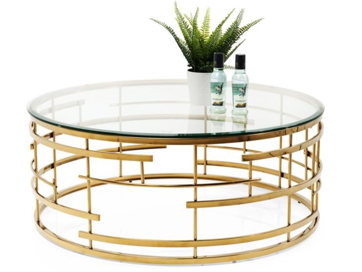 까레의 쥬피터 커피 테이블