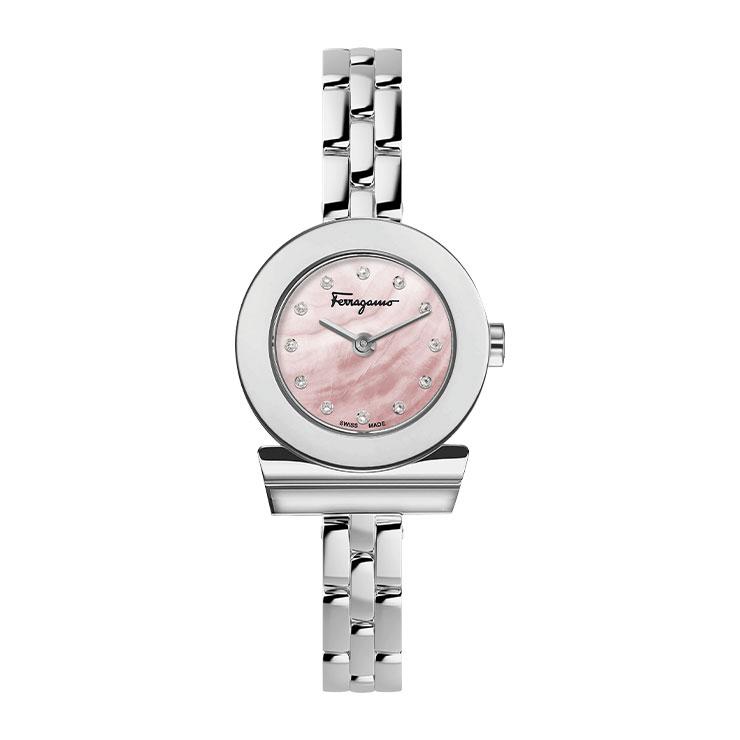 시계 1백2만원 페라가모 타임피스 by 갤러리어클락.