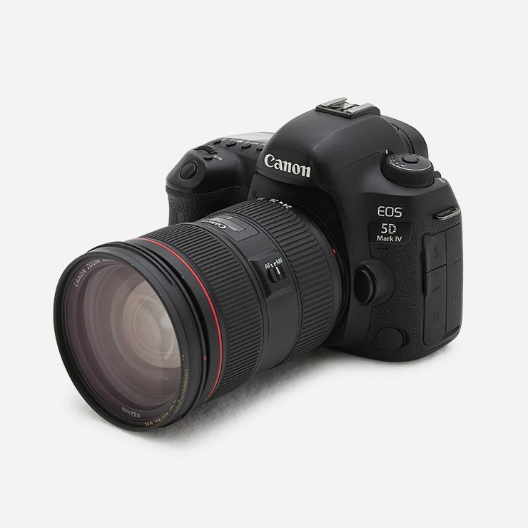 CANON EOS-5D MARK IV + EF 24-70mm