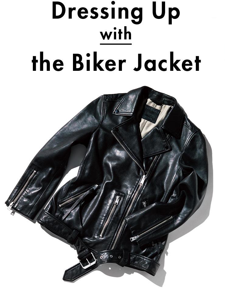 바이커 재킷 85만3천원 올세인츠.