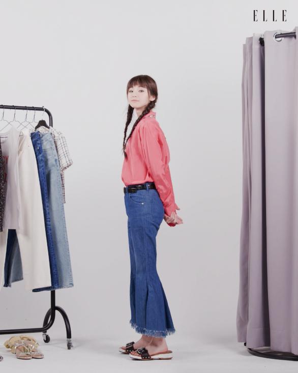 레더 벨트는 Zara.