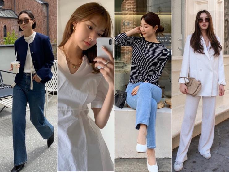 (왼쪽부터) gotnatt, GEE, 유화, YUNSYY