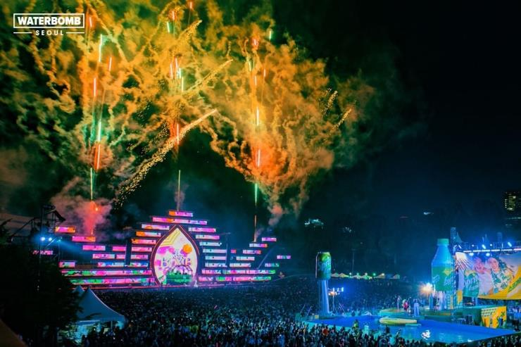 2020 Waterbomb Festival