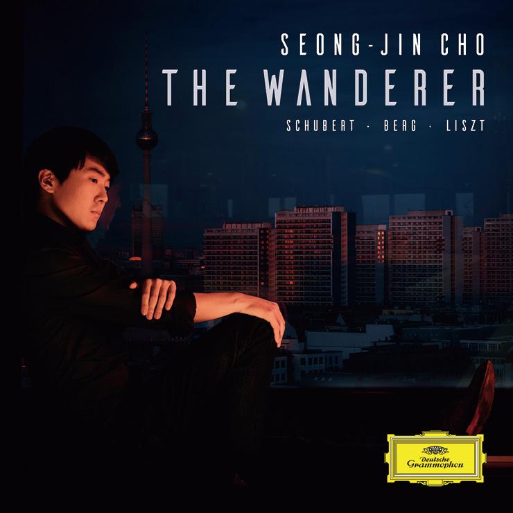 조성진의 네 번째 레코딩 앨범 〈The Wanderer〉