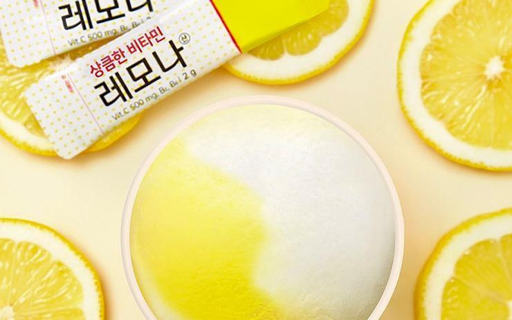 레모나 아이스크림, 레모나 블라스트, 레모나 블록 팩까지 3종 출시.