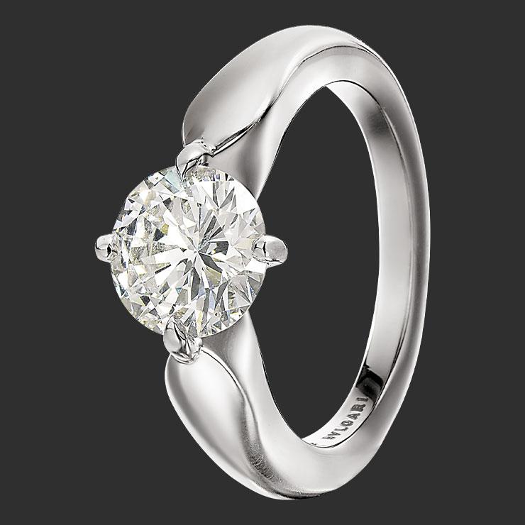 반지 가격미정 불가리.