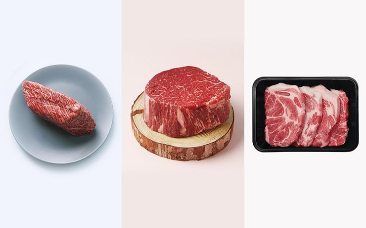 싱싱한 생고기를 배송해 주는 온라인 정육점을 활용해야 진짜 마니아다.