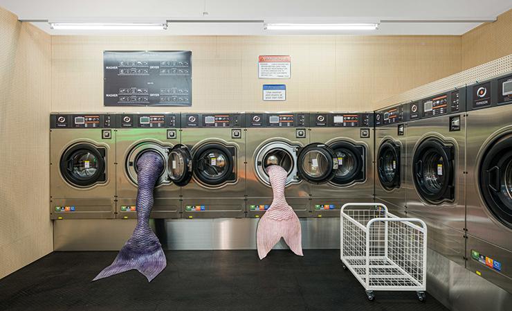 Olivia Erlanger, Ida, Ida, Ida!, 2020.Exhibition view, No Space Just a Place, Daelim Museum, Seoul (2020)