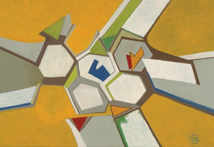 〈Geometry〉, 2012.