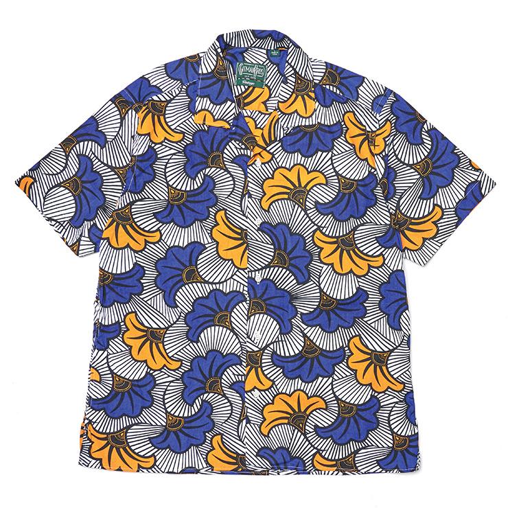 플로럴 패턴 하와이안 셔츠 23만5000원 짓먼 빈티지 by 랜덤워크.