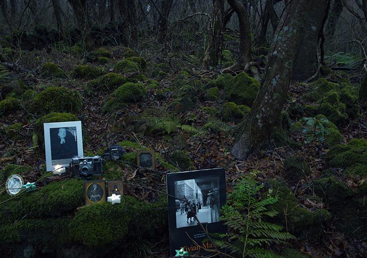 박영숙, 〈그림자의 눈물 16〉, 2019, C-Print, 120x160cm.