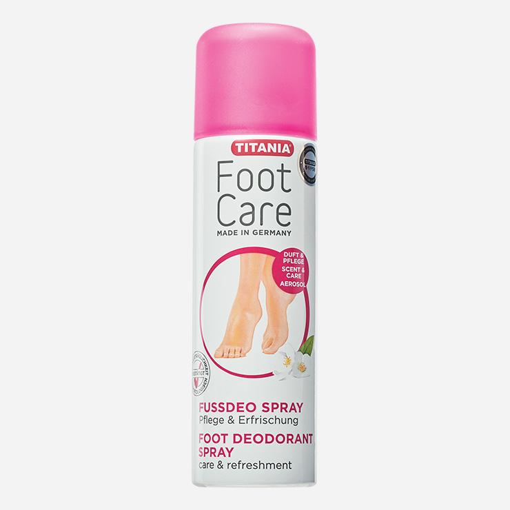 외출 전에 가볍게 뿌리면 발의 땀과 냄새로 인한 불편함을 줄일 수 있다. 빠른 건조로 휴대하며 사용하기에 적합하다. 발 냄새 스프레이 200mL/1만5000원 티타니아.