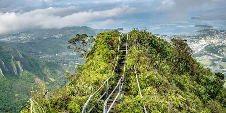 The Haiku Stairs