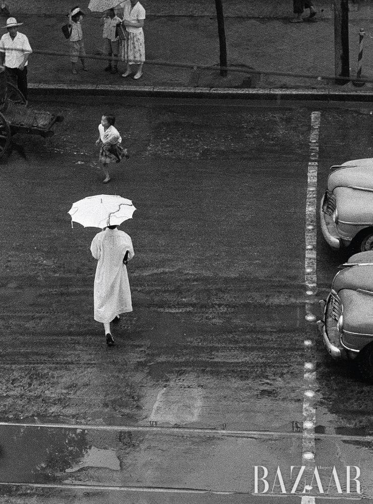 '서울 명동 Meongdong, Seoul 1956-1963'.