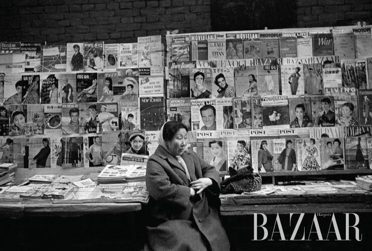 '서울 소공동 Sogong-dong, Seoul 1958'.