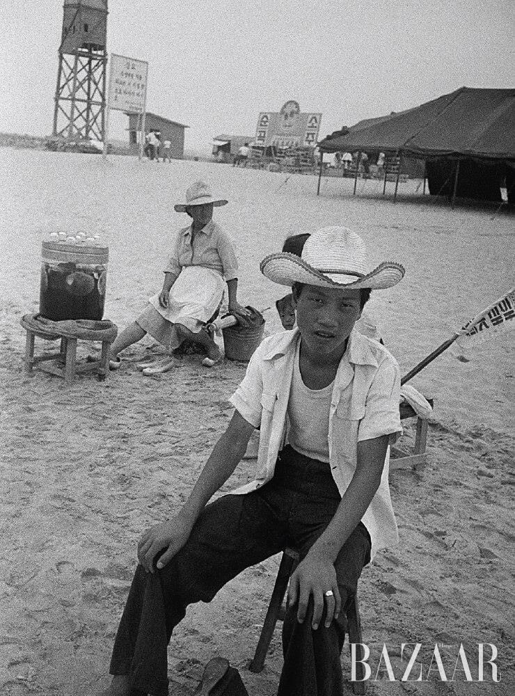 '서울 노들섬 Nodeulseom, Seoul 1958-1963'.