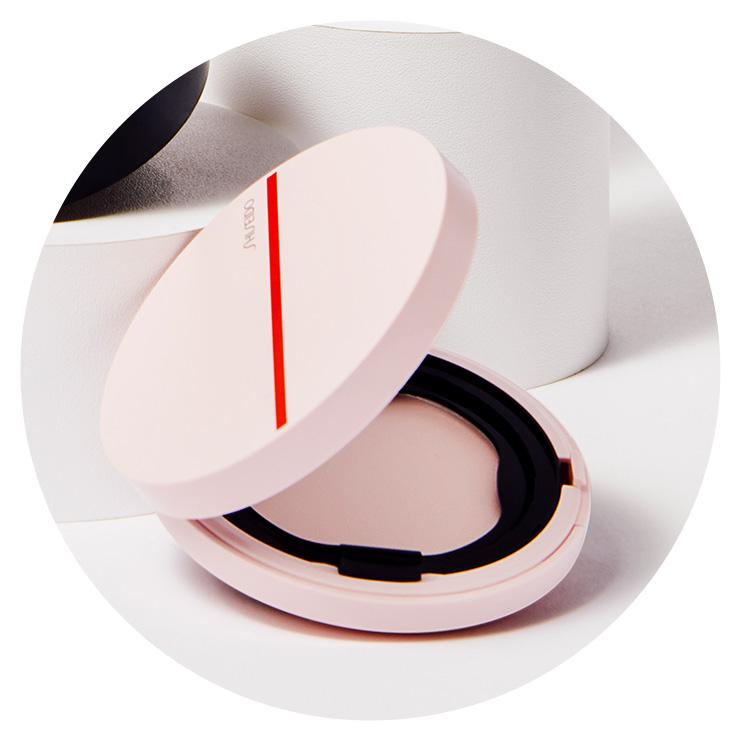 Shiseido 시세이도 싱크로 스킨 톤업 프라이머 컴팩트 SPF24/ PA++ 5만5천원대.