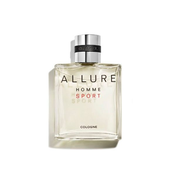 CHANEL, ALLURE HOMME SPORT COLOGNE, 9만7천원(50ml)