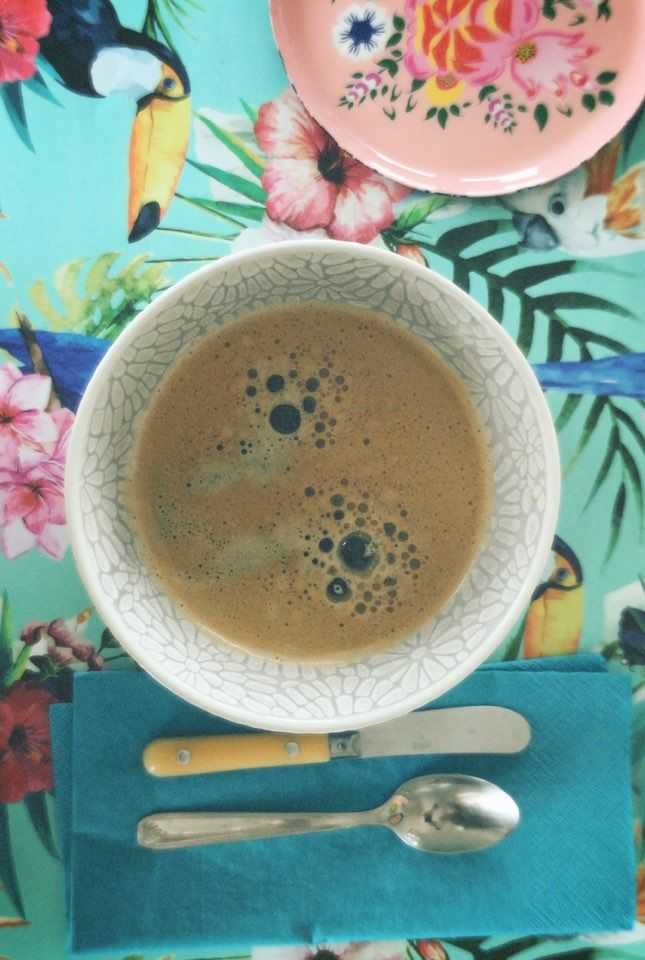 실제 우리가 마셨던 커피 대접