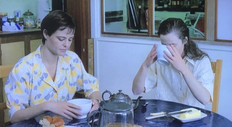 에릭 로메르 감독 영화 〈봄 이야기〉(1990) 중 한 장면