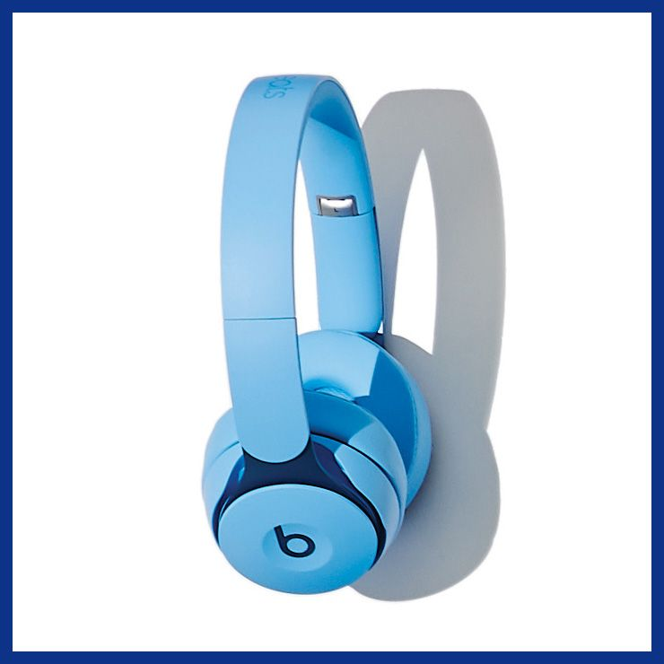 라이트 블루 컬러 블루투스 헤드셋 35만9000원 비츠바이드레.