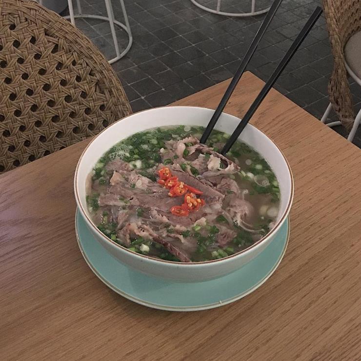 셰프들의 맛집, 베트남 음식점 '꾸잉' Photo by 인스타그램 @quynh_official