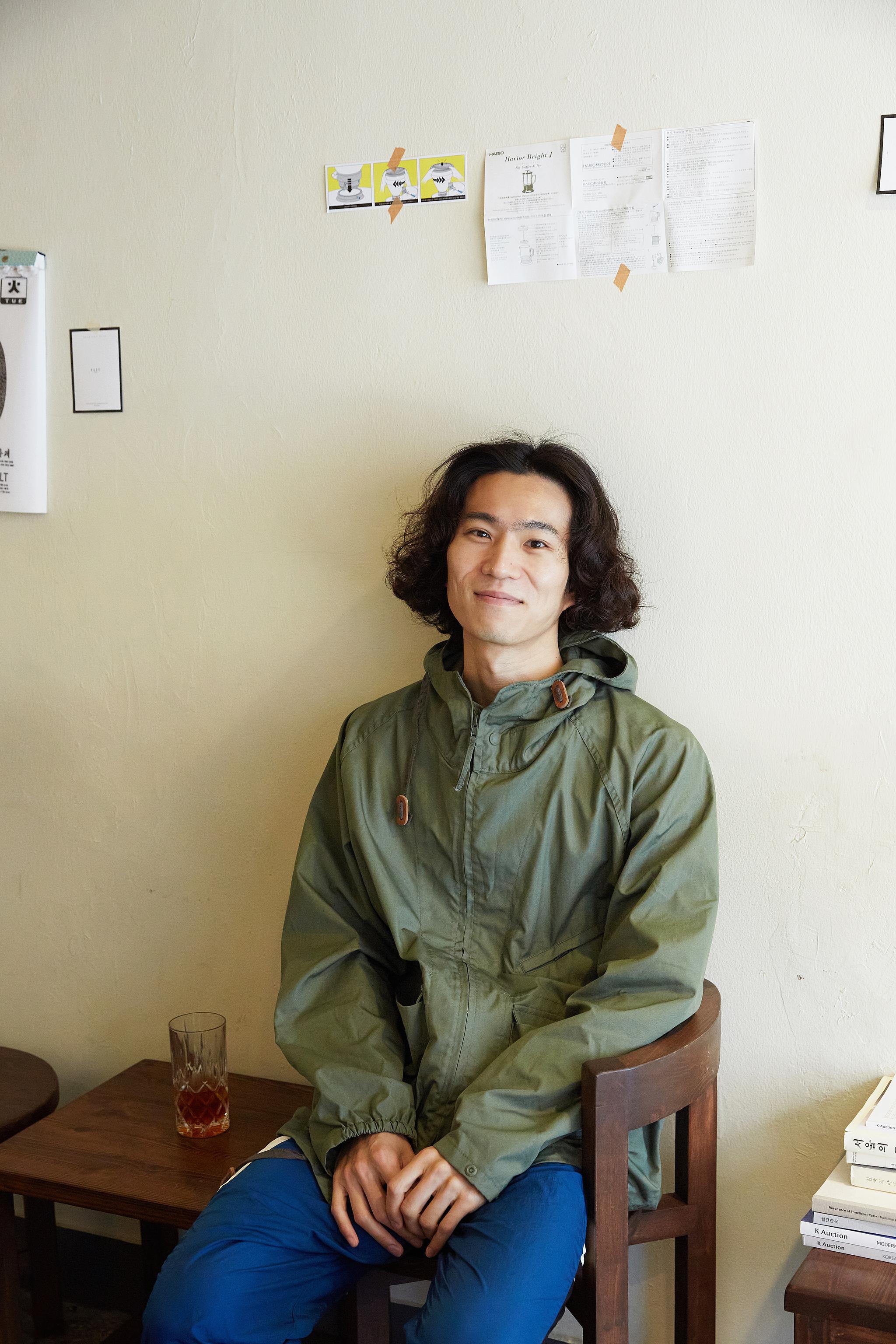 플릿 커피 이창훈 대표