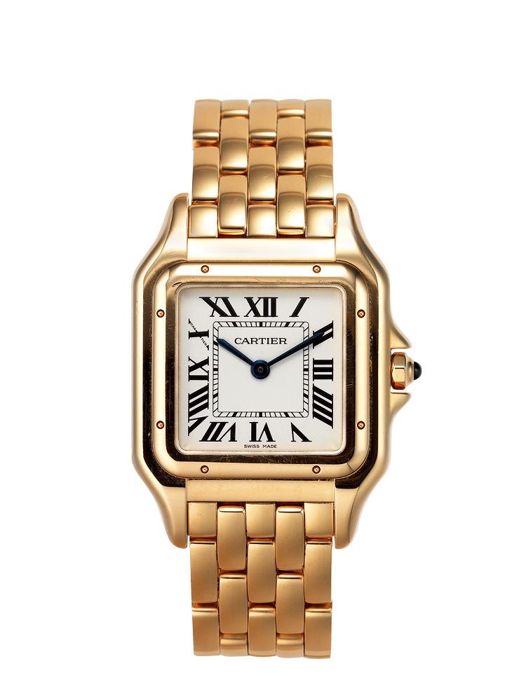 팬더 드 까르띠에 워치, 가격 미정, Cartier.