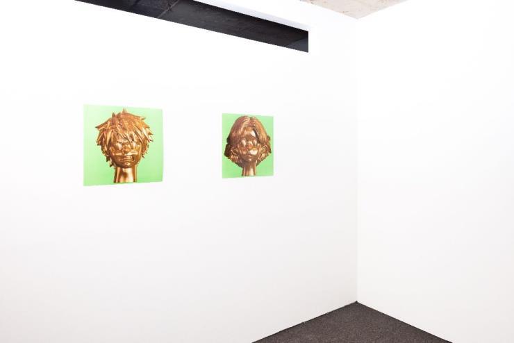 옥승철 'Screenshot', Offset Print, 50x50cm(each), 2020 Photo by 김석준