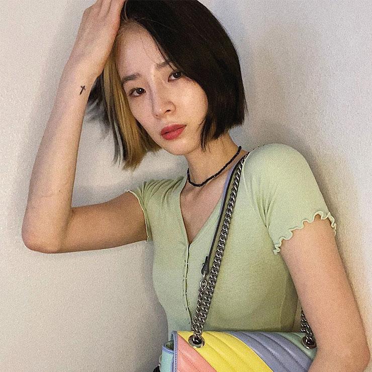 모델 아이린
