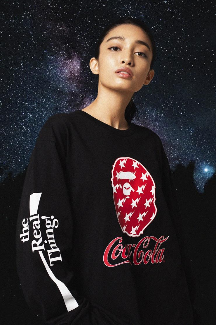 베이프 X 코카콜라 협업 컬렉션