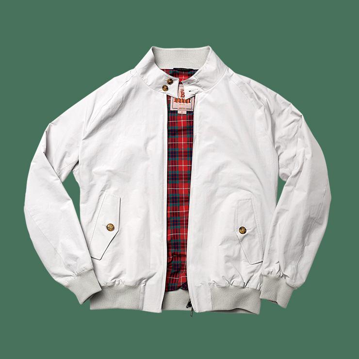 라이트 그레이 G-9 재킷 53만4000원 바라쿠타 by 샌프란시스코 마켓.