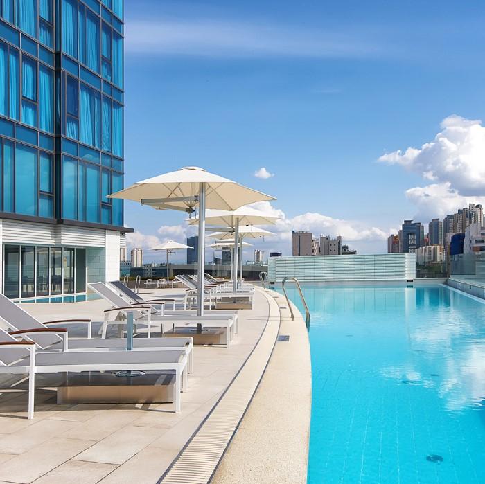 인천, 오라카이 송도파크 호텔