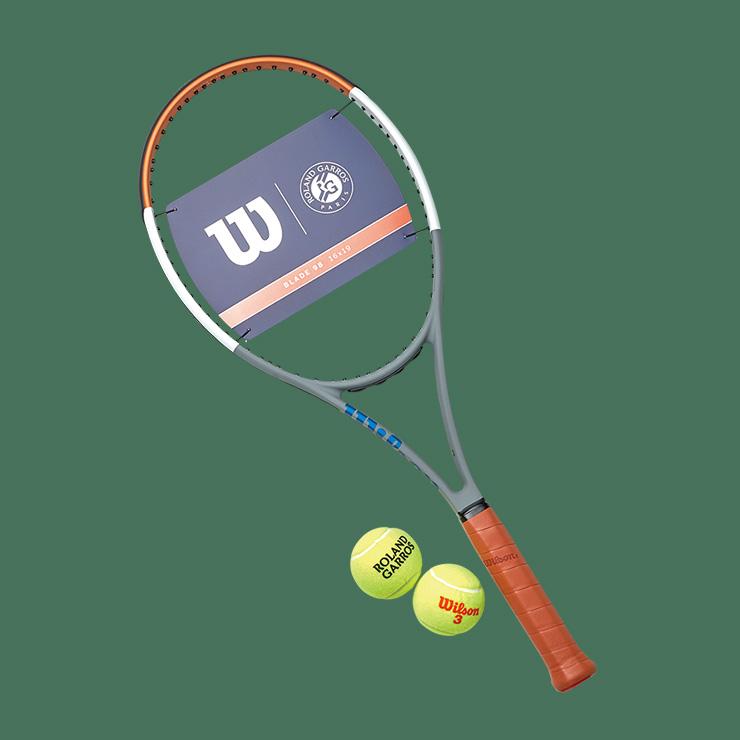 테니스 라켓 25만9000원 윌슨 by 아머스포츠.