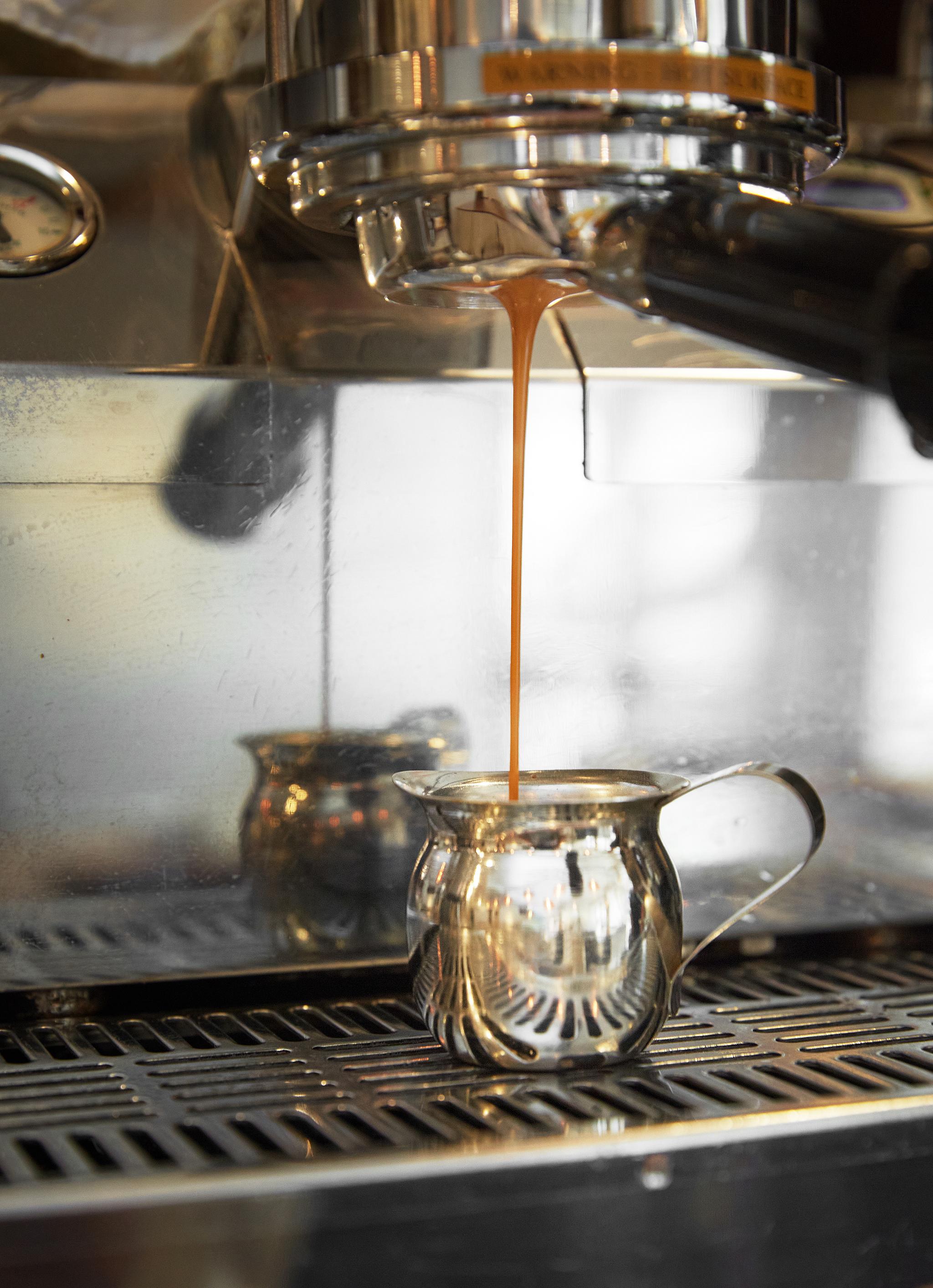 퀜치 커피