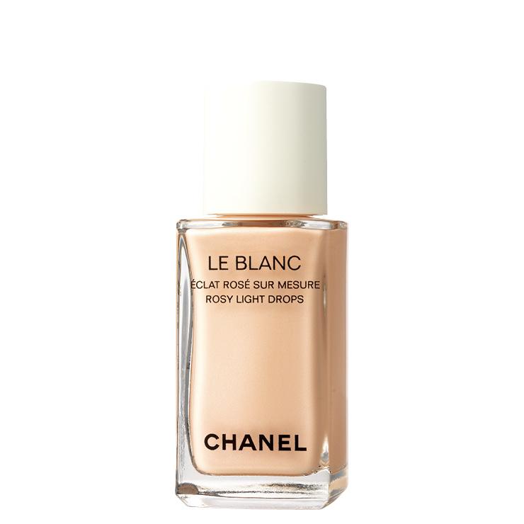 르 블랑 로지 라이트 드롭, 7만2천원, Chanel.