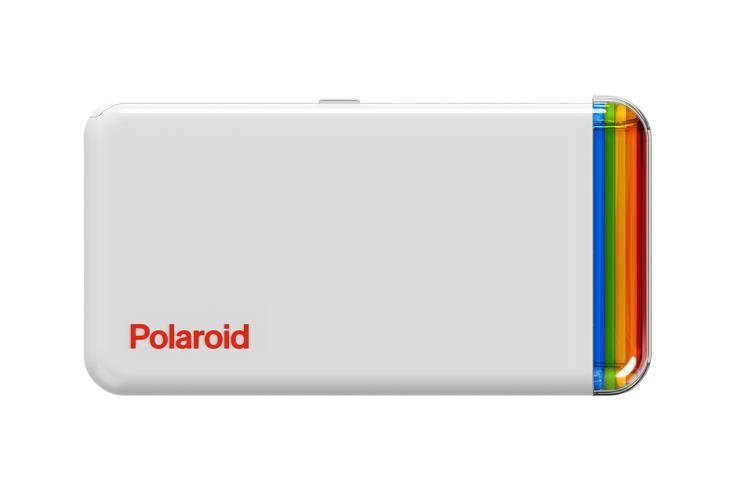 폴라로이드의 미니 사이즈 휴대용 프린터 '하이 프린트'