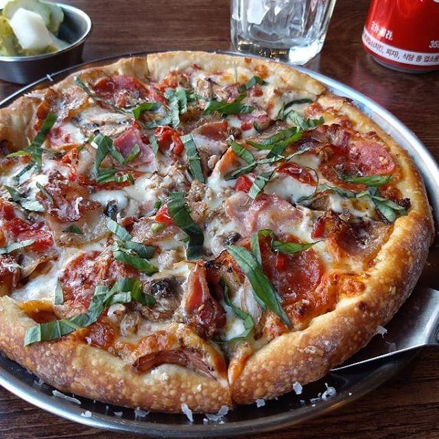 웨스트빌 피자 @westville_pizza